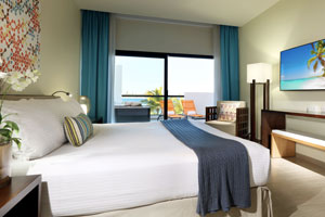 TRS Cap Cana Hotel - Junior suite ocean view